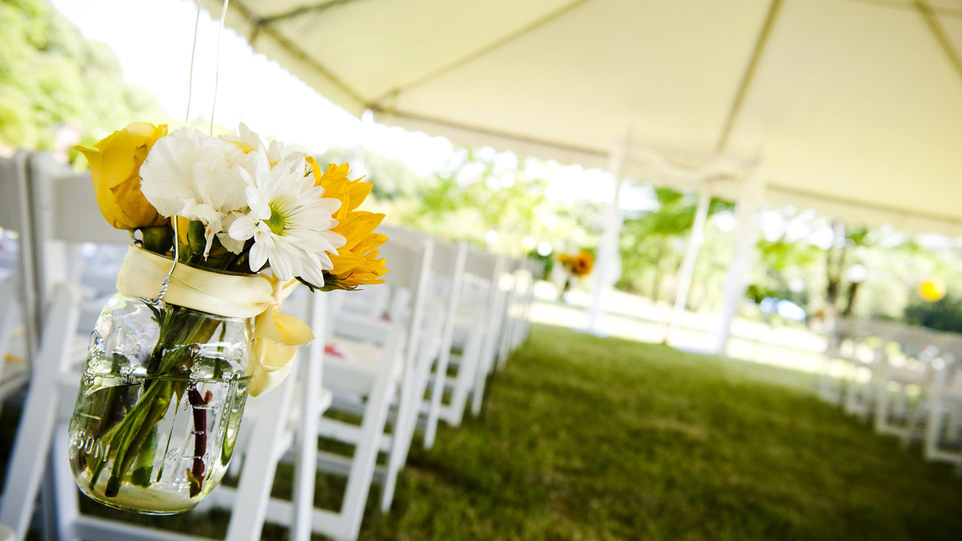 Wedding hire services