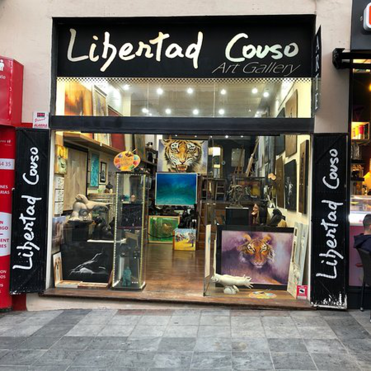 Libertad Couso Art Gallery
