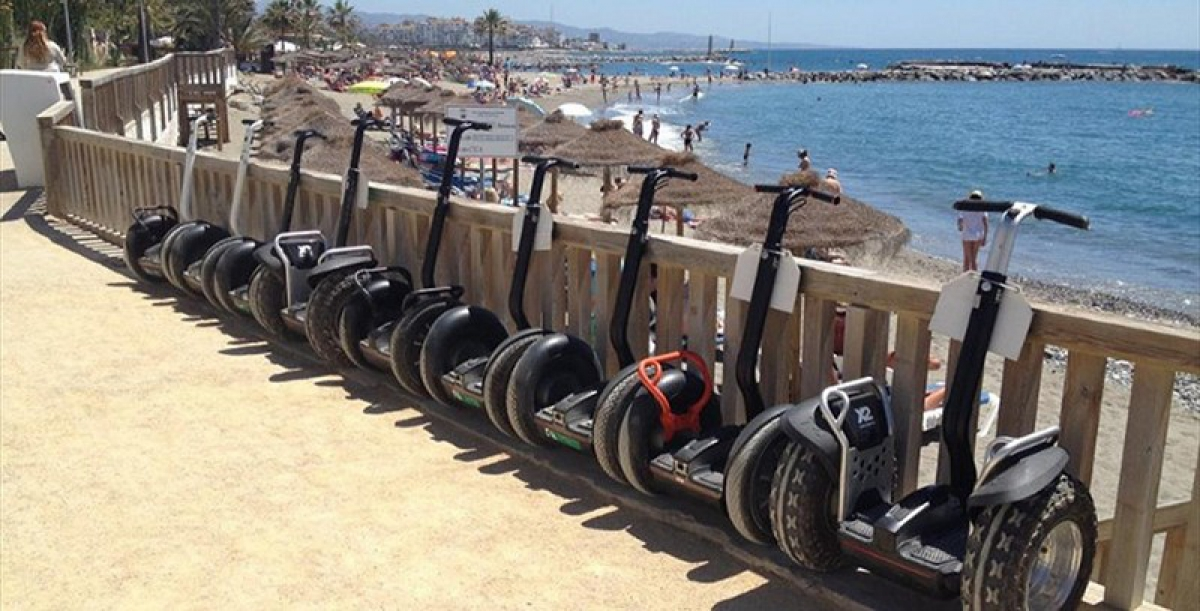 G2Move Marbella Segway Tours